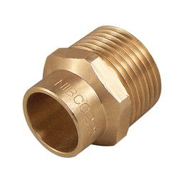 Nibco 424322-100 Copper Connector 22x1