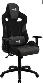 Aerocool Gaming Chair COUNT AC-150 Iron Black