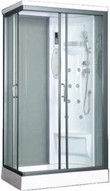 Vento Biello Massage Shower Right 110x218