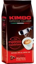 Kimbo Espresso Napoletano Coffee Beans 250g
