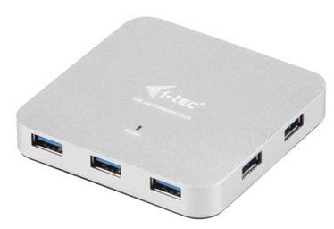 Pretec i-tec USB 3.0 Metal Charging HUB 7 Ports