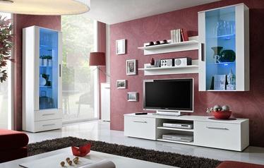 ASM Galino F Living Room Set White