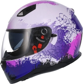 Shiro Helmet SH-881 Enjoy Violet M