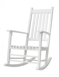 Кресло Bellamy Cosy White, 67x87x112 см
