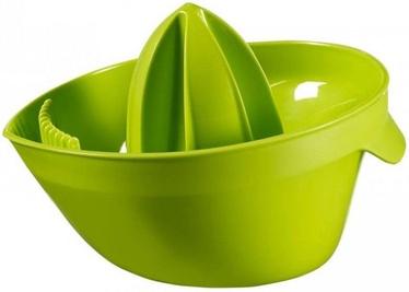 Curver Citrus Juicer Kitchen Essentials Green