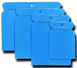 MaaN Plastic Scraper Set 4pcs