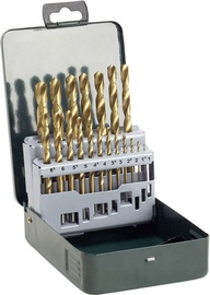 Bosch HSS-TIN Drill Bit Set 19cps
