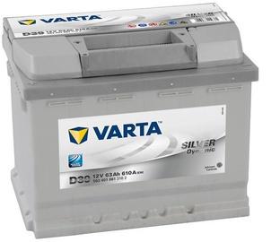 Varta Silver Dynamic D39 63Ah