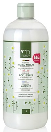 MARGARITA Крем-мыло для рук с экстрактами ромашки и миндаля REFILL 1L