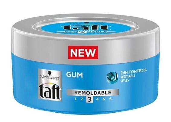 Schwarzkopf Taft Looks Remoldable Hair Gum 150ml