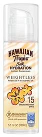 Hawaiian Tropic Silk Hydration Weightless Sunscreen Lotion SPF15 150ml