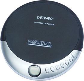 Музыкальный проигрыватель Denver DM-25 Black