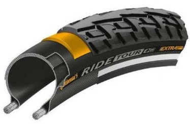 "Continental RIDE Tour 28"" Black 700x32 (32-622)"