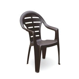 SN Guinea Plastic Chair Antrachite AKF60