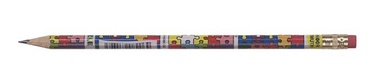 Koh-I-Noor Graphite Pencil With Eraser Puzzle