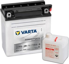 Varta Powersports Freshpack SLI 12N9-4B-1 / YB9-B