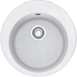 Franke ROG 610-41 Sink White Pop-Up