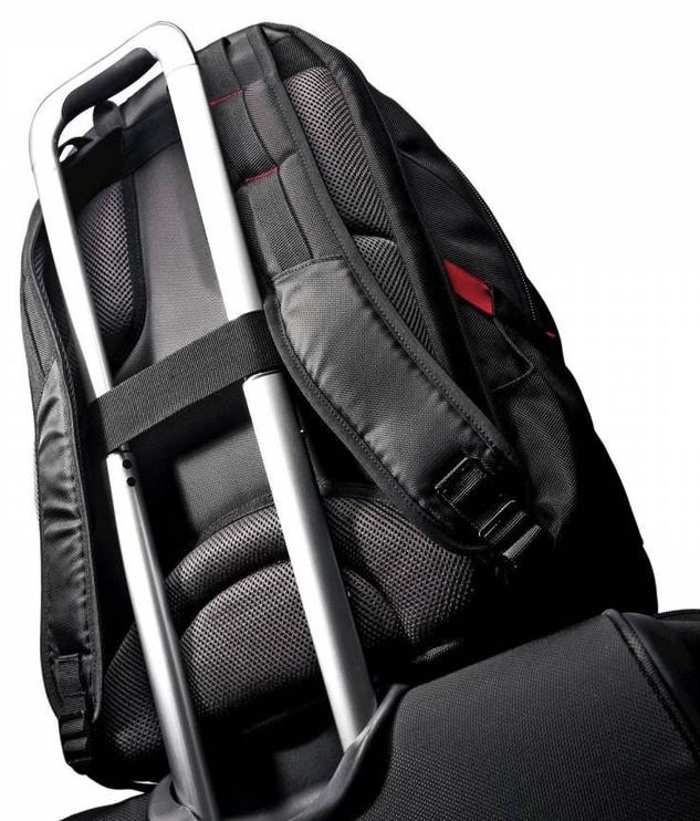 Samsonite Notebook Backpack Leviathan For 17.3'' Black