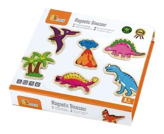 Viga Magnetic Dinosaur 20pcs 50289
