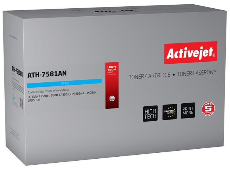 ActiveJet Toner Premium ATH-7581AN Cyan