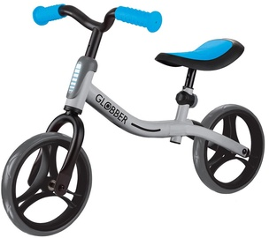 "Tasakaaluratas Globber Go Bike 4100301-0249, sinine/hõbe, 8.5"""