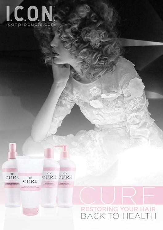 I.C.O.N. Cure By Chiara Double Body Serum 250ml