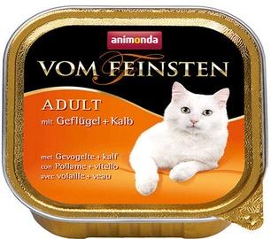 Animonda Vom Feinsten Adult Poultry & Veal 100g