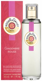 Roger & Gallet Gingembre Rouge Fragrant Wellbeing Water 30ml EDF