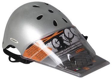 Good Bike Helmet Grey L