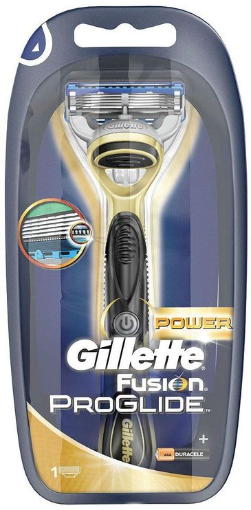 Gillette Fusion ProGlide Power Gold Edition