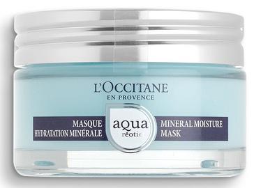 Näomask L´Occitane Aqua Reotier Mineral Moisture Mask, 75 ml