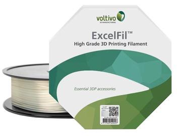 Voltivo PLA Filament Cartridge 2.85mm Transparent