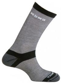 Mund Socks Elbrus Black/Grey L