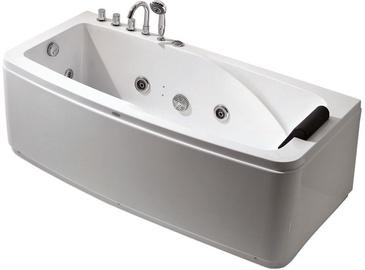 Vento FC-2316.L Acrylic Bath With Mixer 1700x750x560 Left