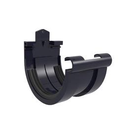 Scala Plastics PVC Rain Drainage Connector D80 Brown