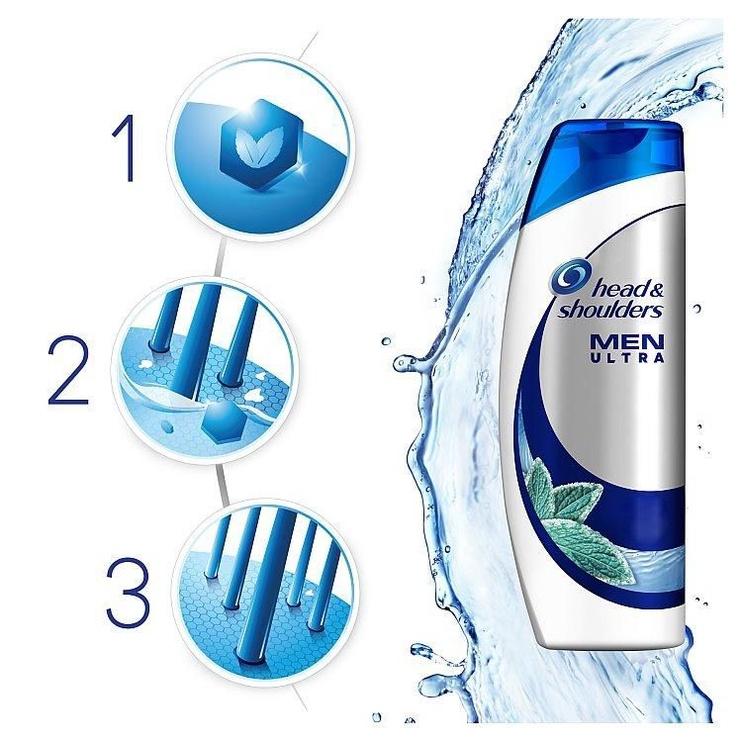Head&Shoulders Scalp Relief Shampoo 360ml