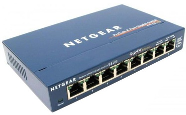 Võrgujaotur Netgear ProSafe GS108GE