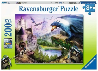 Ravensburger XXL Puzzle Mountains of Mayhem 200pcs 12911