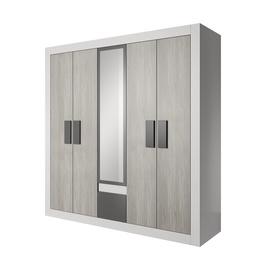 Idzczak Meble Helios 5D Wardrobe Grey