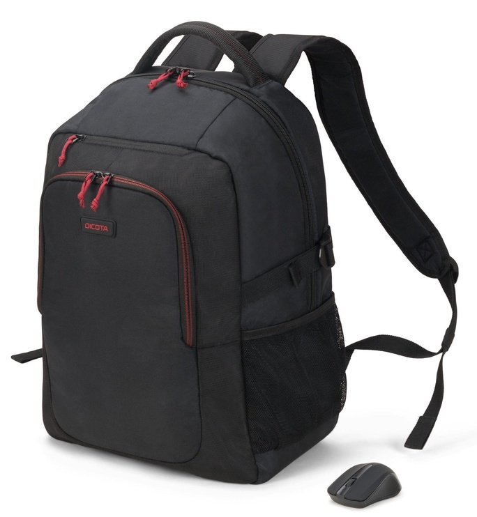 Dicota Backpack Gain Wireless Mouse Kit D31719