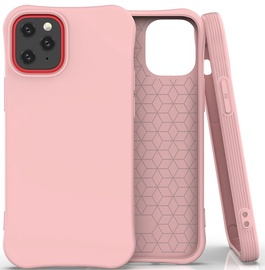 Fusion Solaster Back Case For Apple iPhone 12 Pro Max Pink