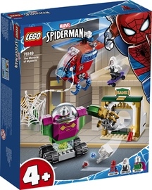Конструктор LEGO®Super Heroes 76149 Угрозы Мистерио