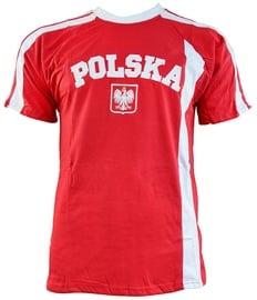 Marba Sport Poland Replica Cotton T-shirt Red XL