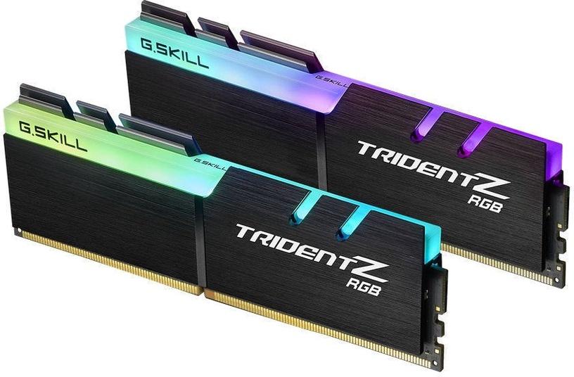 G.SKILL Trident Z RGB 16GB 2400MHz CL15 DDR4 DIMM KIT OF 2 F4-2400C15D-16GTZR