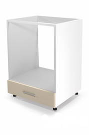 Halmar Kitchen Bottom Cabinet Vento DP 60/82 White/Beige