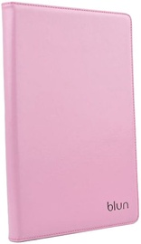Blun UNT Universal Book Case with Stand 8'' Light Pink