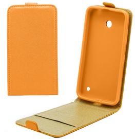 Telone Shine Pocket Slim Flip Case Samsung G920 Galaxy S6 Orange
