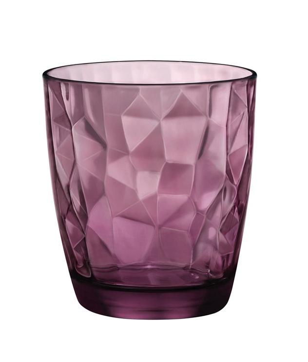 Klaas Bormioli, 390 ml purpurne
