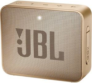 JBL GO 2 Bluetooth Speaker Pearl Champange