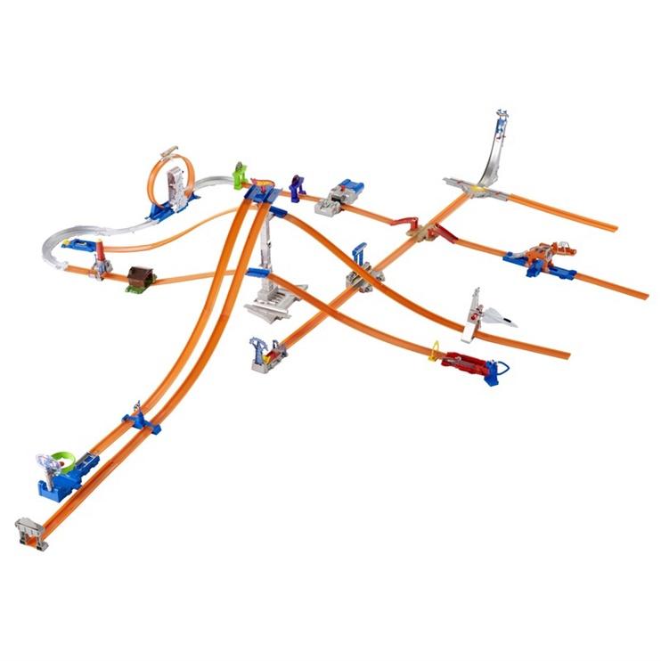 Mattel Hot Wheels Workshop Straight Track CCX79